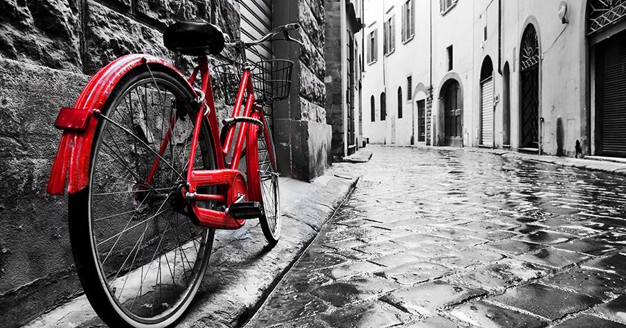 Polkupyörää ostaessa